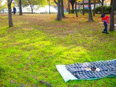 picnic in OSAKA