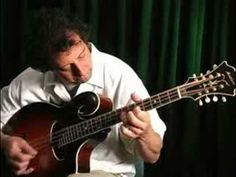 Mandocello, incredible instrument and Mike Marshall can make it holler.  Listen to Bach, and some jazz improv, wow.
