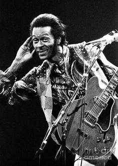 Chuck Berry - Sam Houston State College 1973