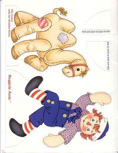 Raggedy Ann & Andy by Peck -Aubry - DollsDoOldDays - Picasa Webalbum*1500 free paper dolls for Christmas at artist Arielle Gabriels The International Paper Doll Society and also free Asian paper dolls at The China Adventures of Arielle Gabriel *