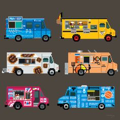 NY Food Trucks