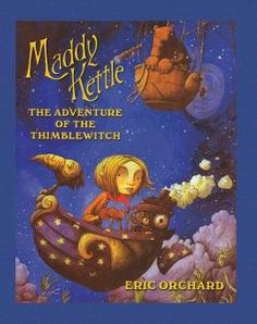 GRAPHIC NOVEL SECTION - Eleven-year-old Maddy loved working in her parents' bookstore, especially when joined by her pet flying toad Ralph. But that was before the mysterious Thimblewitch turned her mom & dad into kangaroo rats! Now Maddy's on the adventure of a lifetime.
