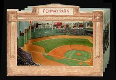 Fenway Park Tunnel Book by Laura Davidson