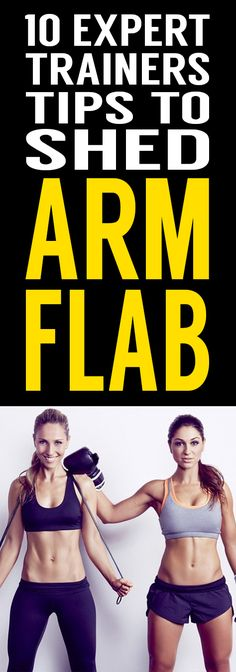 Flabby arm fat is often one of the areas that women feel most self-conscious about, but is unfortunately also one of the most overlooked areas when it comes to targeted fat loss. But fear not, because arm-envy will soon be a thing of your distant past once you know the 10 secret tricks to building strong and toned upper arms.
