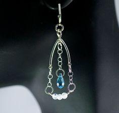 Earrings from my Etsy site