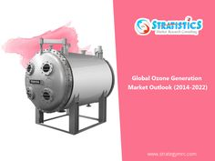 Global Ozone Generation Market Outlook (2014-2022). For More Info: http://goo.gl/Ps2g9I. #marketresearchreports