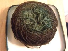 How to Dye Yarn: Cake Dyeing Method   AllFreeKnitting.com