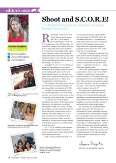 Editor's Note @Suzanne, with a Z, with a Z. Broughton  // May 20, 2013 issue // Inspired Moms //