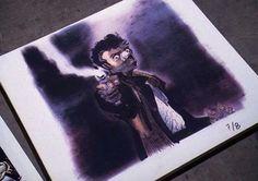 7/8 Isaac Mendez painting.