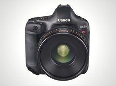 Canon 4K video EOS 1D C DSLR Announced