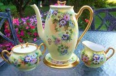 pink tea sets - Google Search