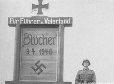Blücher - Gallery - The Sinking