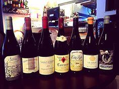 Tonight selection ! Great Syrah from Rhone valley and walla walla #coterotie #hermitage #cornas #clape #chave #chapoutier #jamet #vin #wine #wein #vino #vinho #dégustation #winelover #Vineyard #winetasting #instawine #frenchwine #instavinho  #instadrink  #wineblog  #lifestyle #vigne #vines  #vignoble #Paris #France #bio  #beaugrandvins