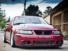 2003 Mustang SVT Cobra convertible