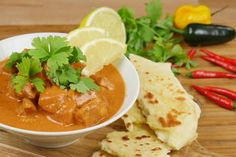 Indisches Butter Chicken aus dem Ofen