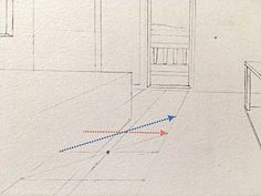 How to draw in perspective. What is linear perspective with one, two or three vanishing points and how to add figures when drawing. Atmospheric perspective and its influence on landscape painting. Types Of Perspective, Perspective Drawing Lessons, Point Perspective, Pencil Drawings For Beginners, Realistic Drawings, Art Drawings Sketches, Basic Drawing, Drawing Tips, Friend Photography