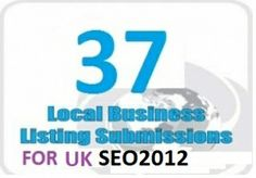submit your business details on the TOP 37 UK CITA... for $7