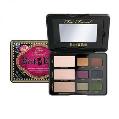 Rock n' Roll Eye Shadow Palette - Too Faced