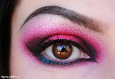 Make-up Artist Me!: Rock Chick! Makeup Tutorial