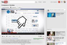 Roteiro para o vídeo de lançamento da app Compras & Vendas no Facebook. Parte da campanha de lançamento.