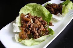 PF Changs Lettuce Wraps Recipe