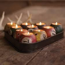 re purposed candle sticks - Google Search