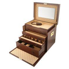 Smythson jewelry box
