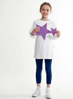 Maak dit tuniekje uniek bij Little Stylist. Ga snel naar de Ontwerp Studio: www.littlestylist.com. #girlsfashion #littlefashionista #kidsfashion #littlestylist #fashiondiy #girlscloths