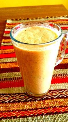 Ginger-Pear Oat Smoothie | Smoothie | Pinterest | Oat Smoothie ...