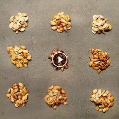 Pumpkin Seeds 9 Ways
