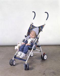 Baby in Stroller, 1995