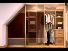 Inspiring Attic room closet ideas,Attic storage riverside ca and Old attic renovation. Attic Doors, Garage Attic, Attic House, Attic Playroom, Attic Library, Attic Office, Attic Window, Attic Wardrobe, Attic Closet