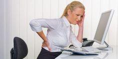Immer wieder Rückenschmerzen? Fragen Sie Ihren Frauenarzt!