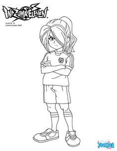 Inazuma eleven go archi pegase desenho pra desenhar en - Coloriage nathan ...