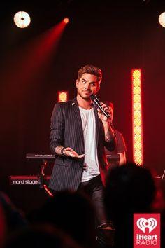 iHeartRadio LIVE with Adam Lambert | The #1 Hit Music Station JJS