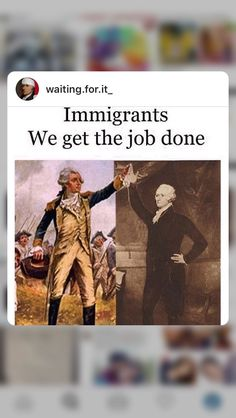 IT HAS BEEN DONE<<Hamilton would so do a high five backwards