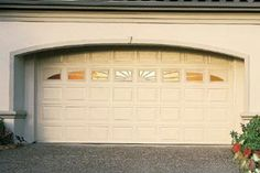 Traditional Steel garage doors deliver Overhead Door's legendary performance and durability at our most affordable price. Looking for colored garage doors? Look at all of the garage door colors available on these traditional steel garage doors! Black Garage Doors, Electric Garage Doors, Garage Door Windows, Wooden Garage Doors, Overhead Garage Door, Garage Door Design, Garage House, Garage Door Insulation, Garage Door Repair