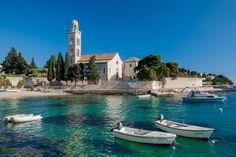 Sur l'île de Hvar : 40 sites incontournables en Croatie - Linternaute