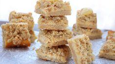 Blogger Roxana Yawgel of Roxana's Home Baking turns sugar cookies into a rich, lemon dessert bar.