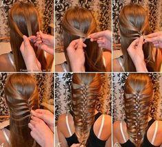 awesome 16 Fabulous Geflochtene Frisuren für Mädchen…