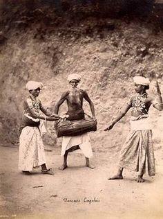 devil dancers (ceylan)
