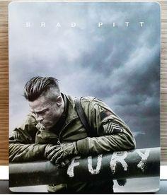 "Steelbook Bluray ""Fury"""