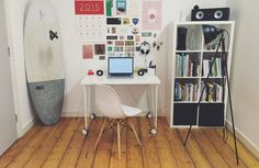 Private coworking room