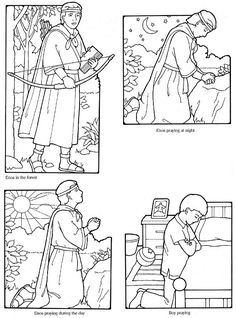 Inspirational Lds Prayer Coloring Page 62 Lesson I can Pray
