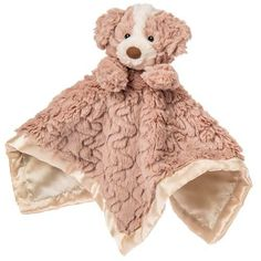 Mary Meyer Toys Putty Nursery Hound Character Blanket – 13×13″ #42675 *