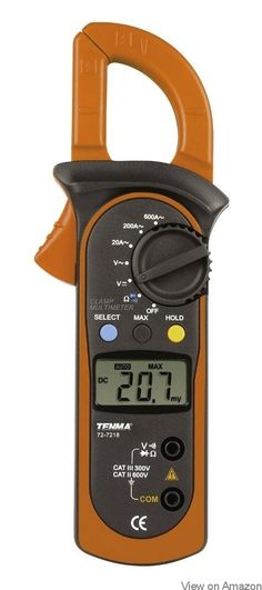 Check this  Top 10 Best Clamp Meters in 2017 Reviews