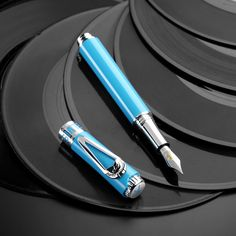 The Montegrappa Elvis Presley Limited Edition pen.