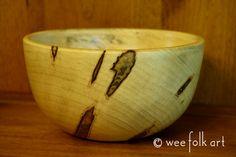 The Birth of a Bowl   Wee Folk Art