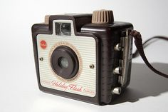 Kodak Brownie Holiday- (i have this little guy as well!)