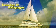 All-Inclusive Galapagos Vacation Packages 8 Days - 7 Nights.